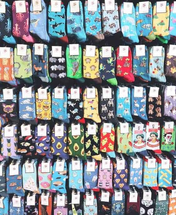 مصنع جوارب