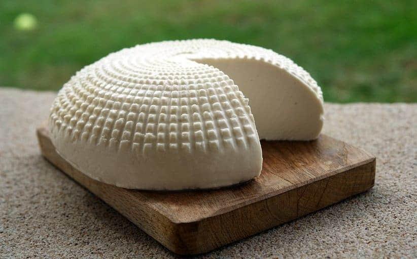 الجبن الابيض