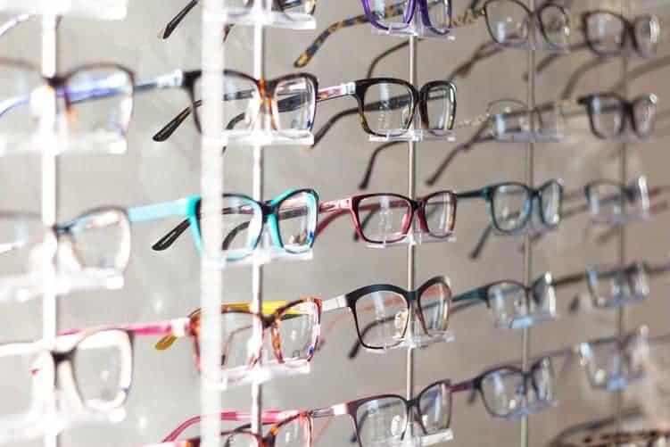 محل نظارات
