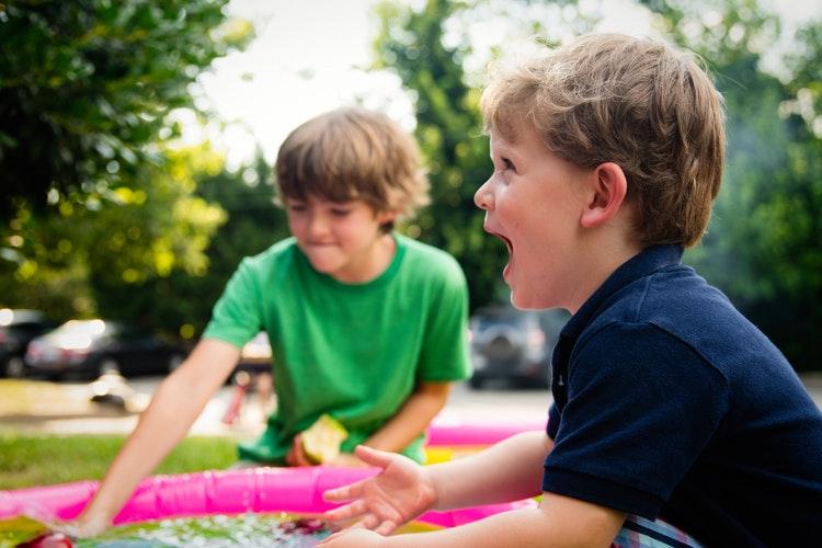 مشروع تنظيم حفلات الاطفال - مشاريع صغيرة
