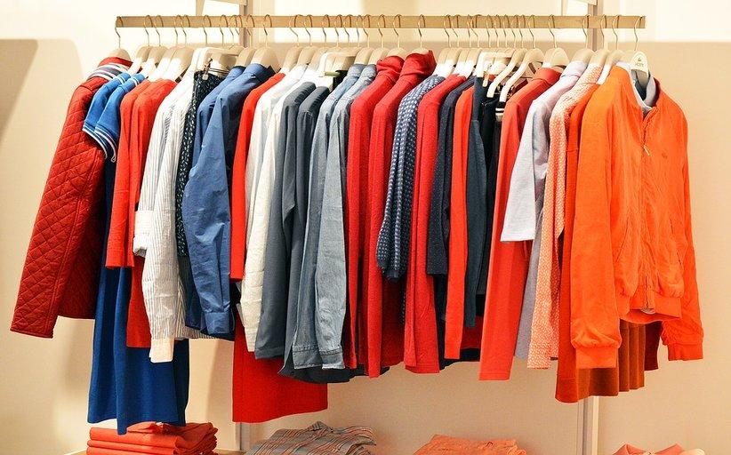 محل ملابس صينية
