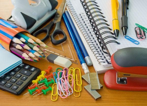 ادوات المدرسة