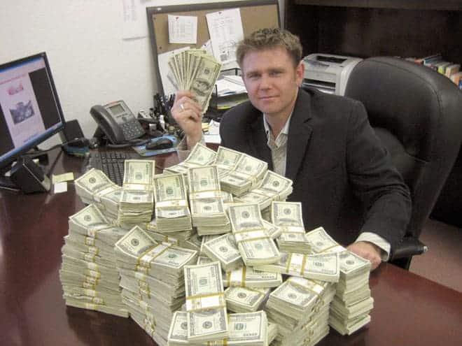 كيف تصبح مليونير
