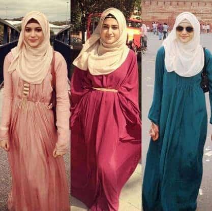 ملابس المحجبات