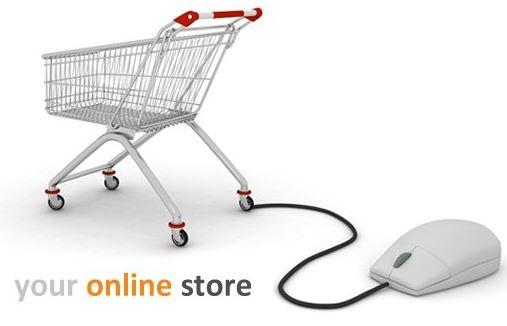 المتاجر الالكترونية