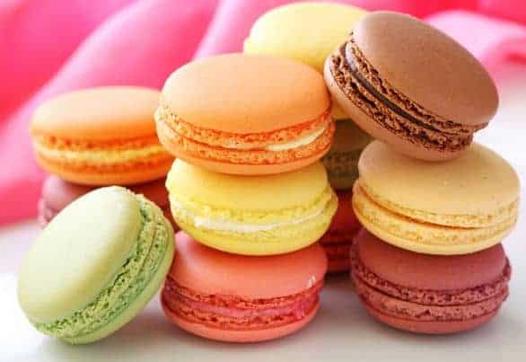 حلوى الماكرون
