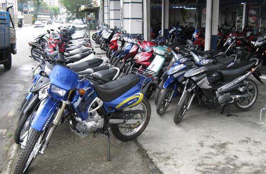 دراجات نارية