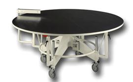 طاولة دوارة