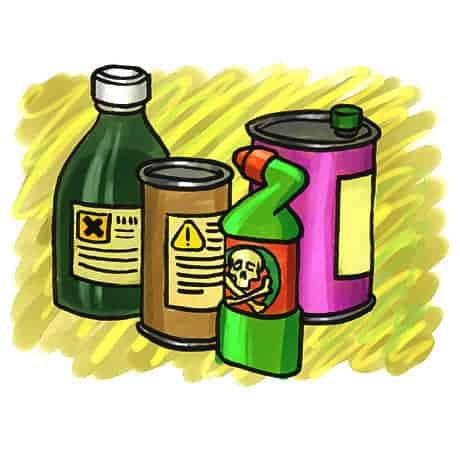 المواد الكيميائية