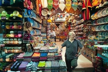 بازار سياحي