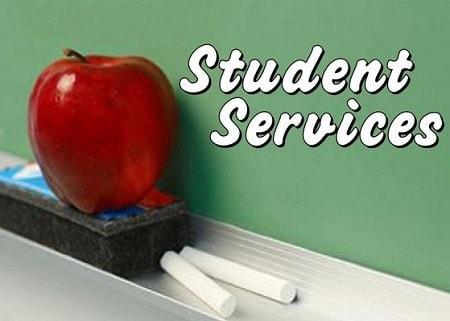 خدمات طلابية