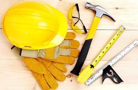 ادوات البناء