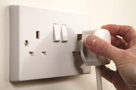 كهرباء المنازل