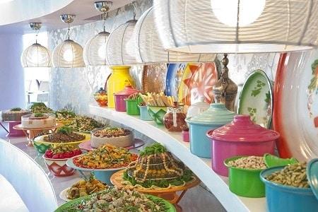 وجبات رمضانية