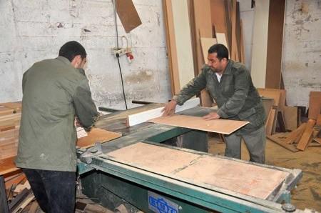 الخشب المضغوط