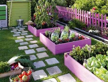 حدائق منزليه