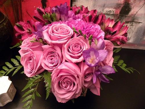 صناعة الورد