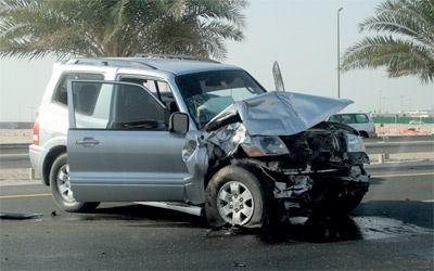 سيارات حوادث