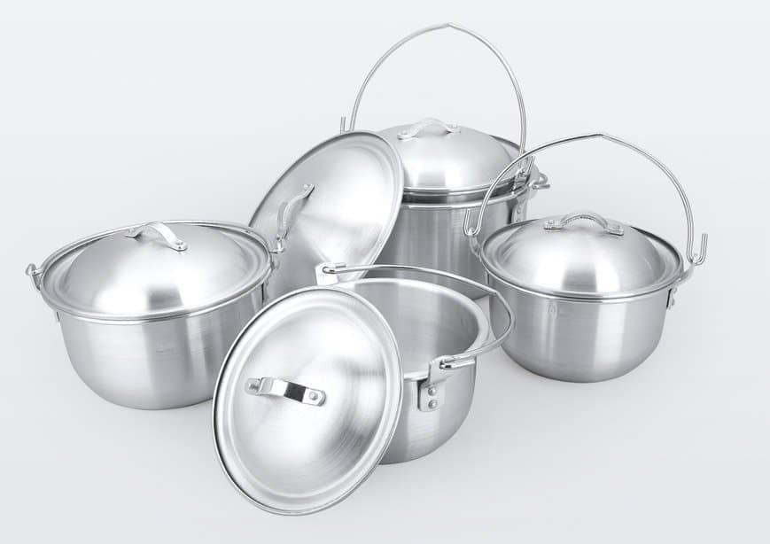 مشروع تجارة مستلزمات المطبخ المصنوعة من الالومنيوم