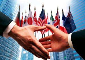 الاسواق الدولية