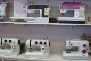 ماكينات الخياطة