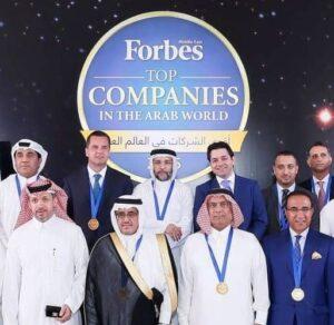 الشركات العربية