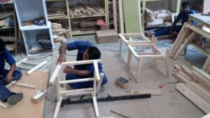 مشروع مصنع صغير