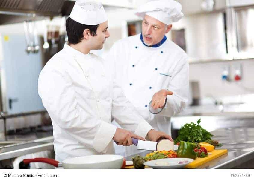 تعليم الطهي