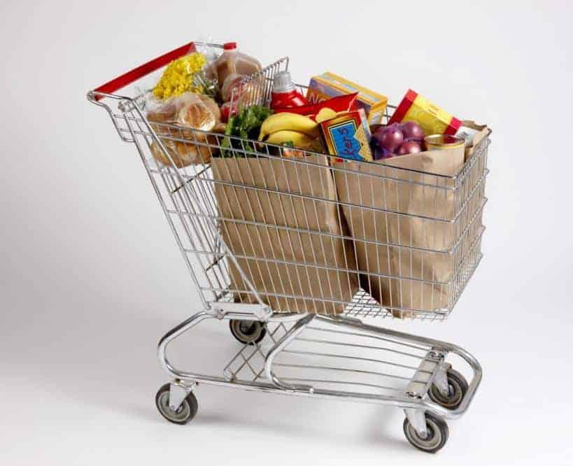 عربة التسوق
