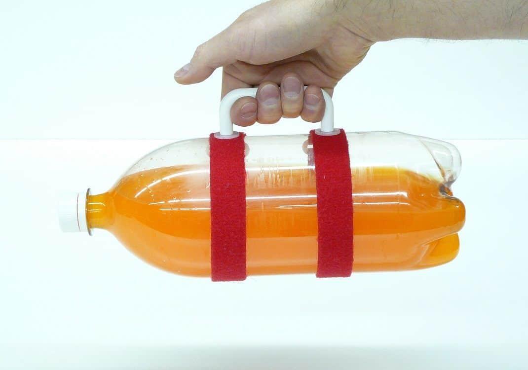 حامل الزجاجات
