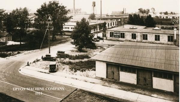 مقر شركة ابتون عام 1911