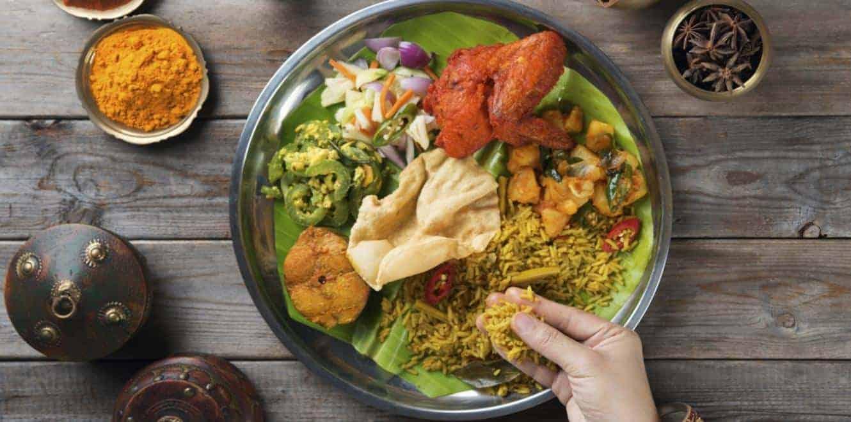 مطعم هندي