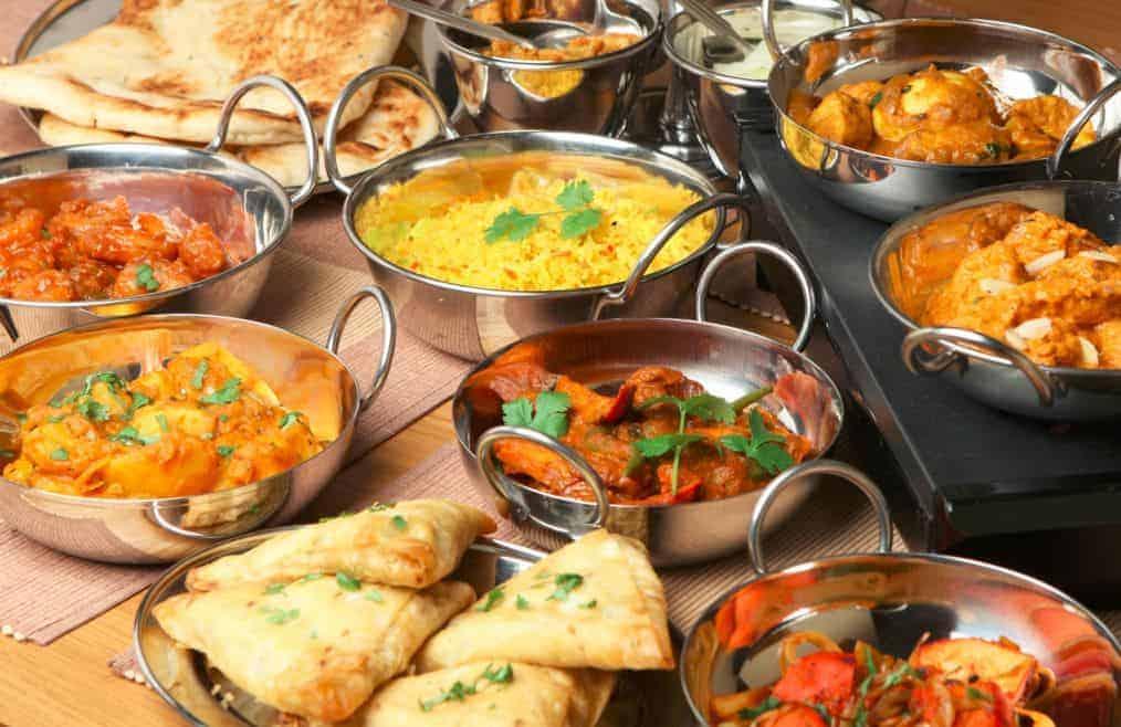 وجبات هندية