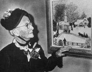الجدة موسز