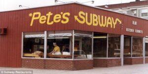 Pete's Subway 1968