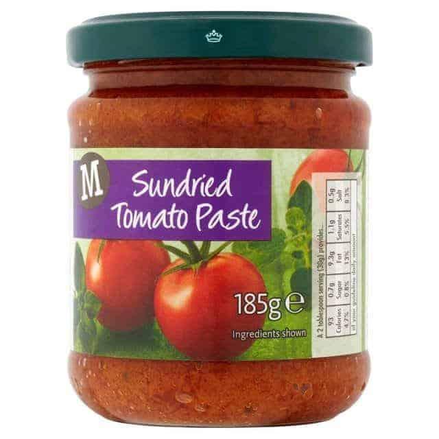 معجون-الطماطم