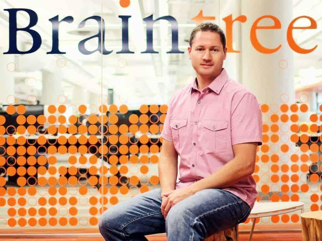 قصة نجاح برايان جونسون مؤسس شركة برينتري 1