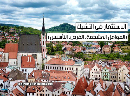 الاستثمار في التشيك