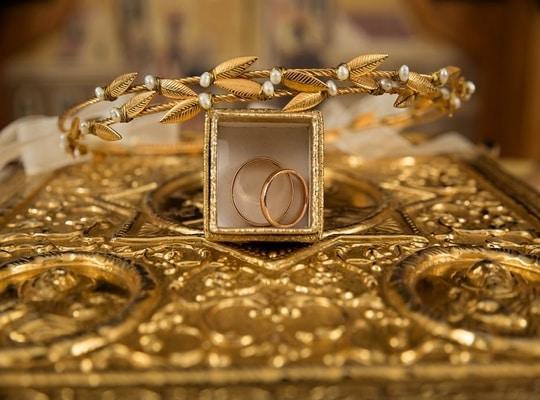منتجات ذهبية