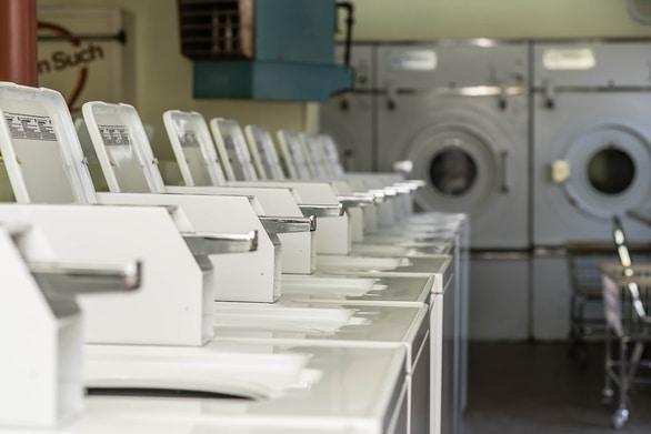 مغاسل الملابس