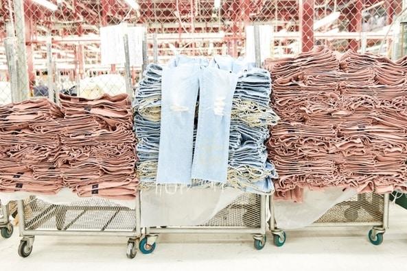 مصنع جينز