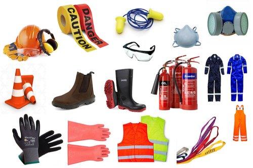 ادوات السلامة و الامن الصناعي