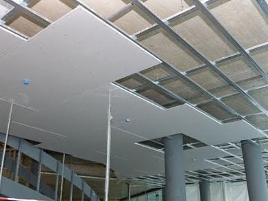 بلاط السقف الجبس
