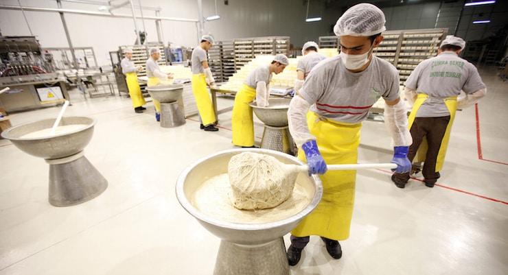 مصنع حلاوة طحينية