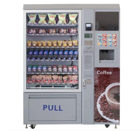 ماكينة بيع ذاتي